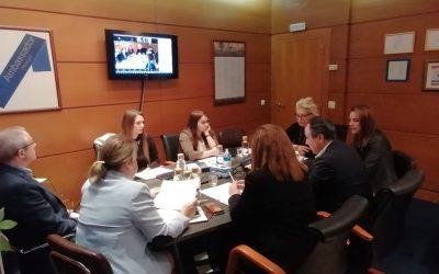 Reunião Extraordinária, via vídeo conferência, no âmbito das Medidas Extraordinárias de Contenção e Mitigação do COVID-19