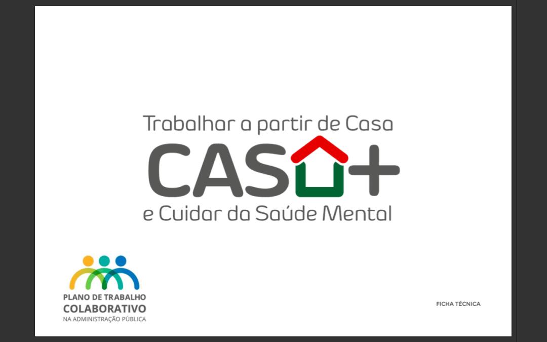 Guia – Trabalhar a partir de Casa e Cuidar da Saúde Mental
