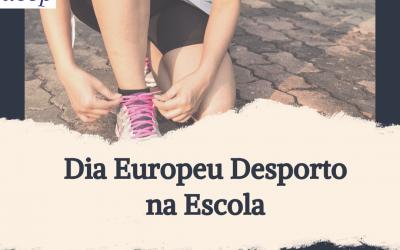 Dia Europeu Desporto na Escola